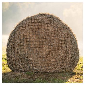 INTREPID INTERNATIONAL Texas Haynet Livestock Round Bale Hay Net (TXHNLS14)