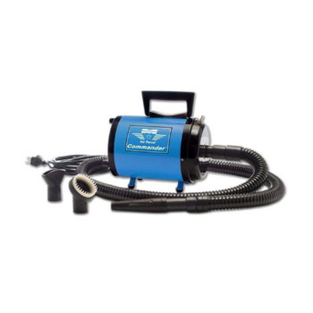 METROVAC AFTD-3B Air Force Commander Two Speed Pet Dryer (114-142799)