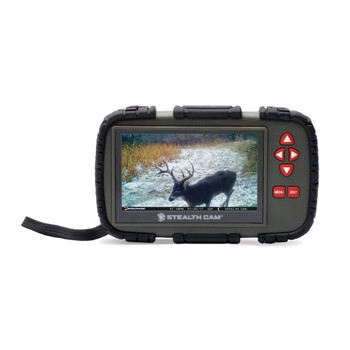 STEALTH CAM 720p 4.3in Touch Screen SD Card Slot Trail Camera (STC-CRV43X)
