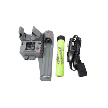 STREAMLIGHT Stinger PiggyBack Smart Charger With Battery And DC Car Adapter (75277+22051-BUNDLE)