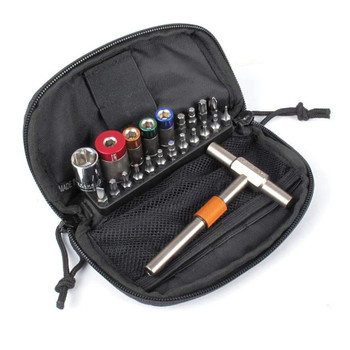 FIX IT STICKS 65, 45, 25, & 15in lbs Kit with Deluxe Case, T-Handle, and Extended Bit ( FISTLS11-T-EB316)