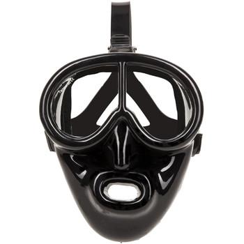IST Pegasus Black Silicone Full Face Mask (M37BS)