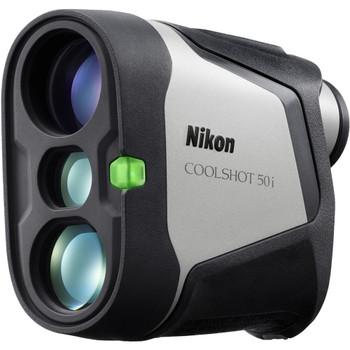 NIKON CoolShot 50i 6x22 Laser Rangefinder (16760)