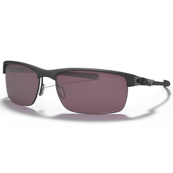OAKLEY Carbon Blade Carbon Fiber/Prizm Daily Polarized Sunglasses (OO9174-07)