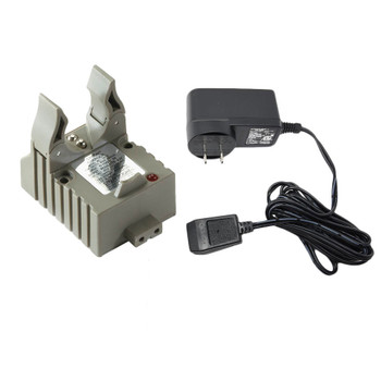 STREAMLIGHT Strion Flashlight Charger Holder with 100V/120V AC Type A Wall Adapter Charge Cord (22060-74102-BUNDLE)