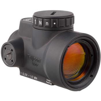 TRIJICON 1x25 2 MOA ADJ Red Dot MRO Reflex Sight (MRO-C-2200003)