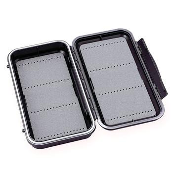 C&F DESIGN Large Waterproof Micro Slit Foam Box For Large Flies (CF3500)