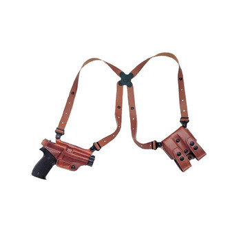 GALCO Miami Classic for Glock 17,19,22 Right Hand Leather Shoulder Holster (MC224)