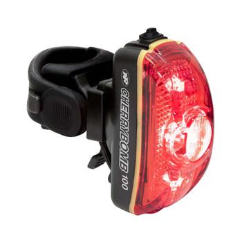 NITERIDER CherryBomb 100 For Optimal VIZ Bike Taillight (5094)