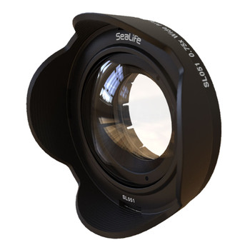 SEALIFE 0.75x Wide Angle Conversion Lens for DC-Series Cameras (SL051)