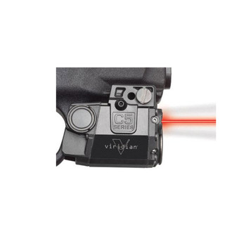 VIRIDIAN C5L-R Red Laser for Glock with TacLoc Holster (C5LR-PACK-C1)