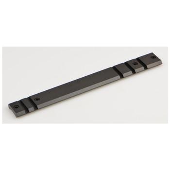 WARNE Maxima Savage Axis-Edge 1-Piece Steel Matte Base (M999M)