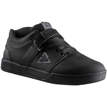 LEATT Men's DBX 4.0 Clip MTB Black Cycling Shoes (302000378)