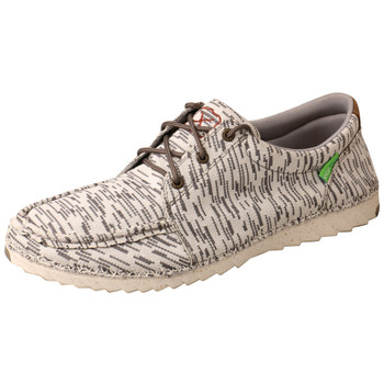 TWISTED X Men's Zero-X White & Grey Shoe (MZX0001)