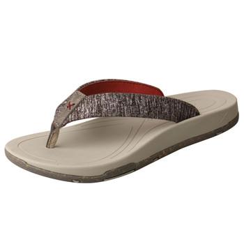 TWISTED X Women's Dark Grey Sandal (WSD0037)