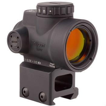 TRIJICON Miniature 1x25 2 MOA ADJ Red Dot with Mount AC32069 MRO Reflex Sight (MRO-C-2200006)