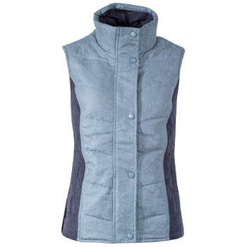 OUTBACK TRADING Womens Burlington Vest (29677-DNB)