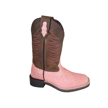Pink Glitter/Crazy Horse