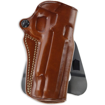 GALCO Speed Master 2.0 For Kimber 3in 1911 RH Tan Paddle/Belt Holster (SM2-424)