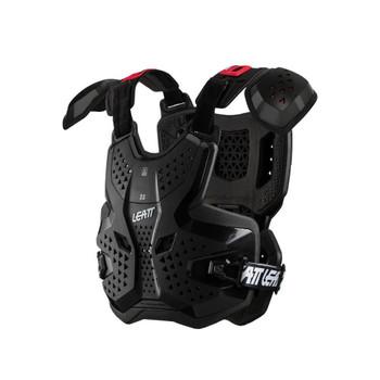 LEATT 3.5 Pro Black Chest Protector (5021400260)