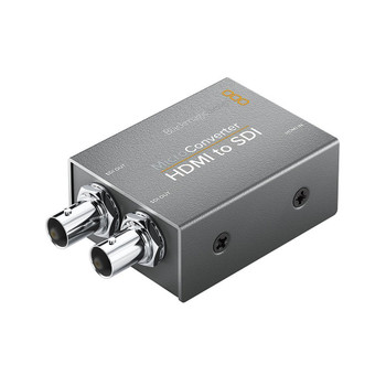 BLACKMAGIC DESIGN HDMI to SDI Micro Converter with Power Supply (CONVCMIC/HS/WPSU)