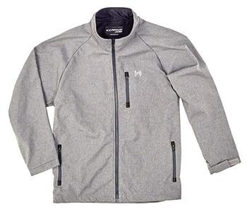 ICE ARMOR Link Softshell Black Jacket (110700-10700-PAR)