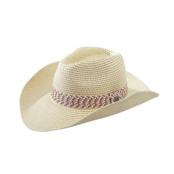 OUTDOOR RESEARCH Girls Cira Cowboy Straw Hat (250208-0855)