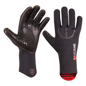 STORMR Typhoon Black Gloves (RXG30N-01)