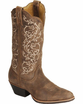 TWISTED X Womens Western Bomber/Bomber Boot (WWT0025)