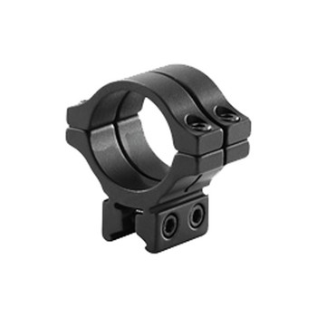 BKL Single 1in Long Double Strap Dovetail Low Ring (S-304L)