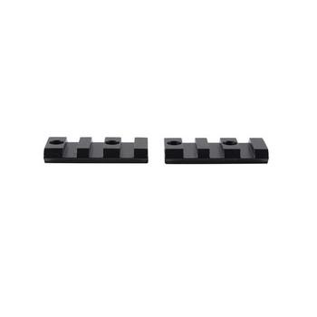 BURRIS Xtreme Tactical 2-Piece XTB-SavR Matte Black Bases (410615)