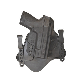 COMP-TAC MTAC IWB Hybrid S&W MP Shield 9mm/40 RSC Black Holster (C225SW142RBSN)