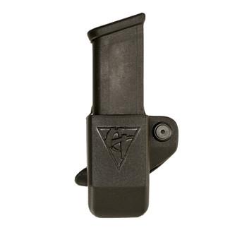 COMP-TAC Single OWB Kydex Size4 GAP Magazine Pouch For Glock 9/40/45 (C62104000LBKN)