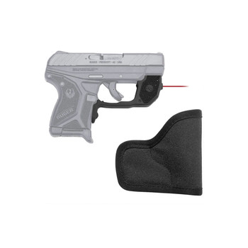 CRIMSON TRACE Red Laserguard for Ruger LCP II (LG-497)