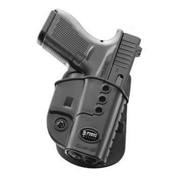 FOBUS Right Hand Paddle Holster Fits Glock 42 (GL42ND)