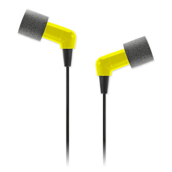 ETYMOTIC RESEARCH HD5 Hd Safety Yellow Earphones (ERHD-5-SAFETY)