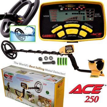 GARRETT ACE 250 Metal Detector (1139070)