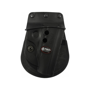 FOBUS Walther PPK Right Hand Evolution Paddle Holster (PPKE2)