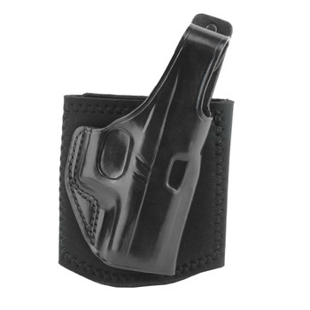 GALCO Ankle Glove for Glock 43 Right Hand Black Ankle Holster (AG800B)