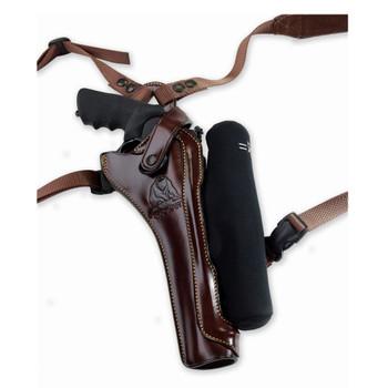 GALCO Kodiak Hunter S&W N Frame 44 Model 29,629 8.3in Right Hand Leather Shoulder Holster (KH130H)
