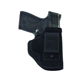 GALCO Stow-N-Go Inside The Pant Right Hand Black Holster for Glock 43 (STO800B)