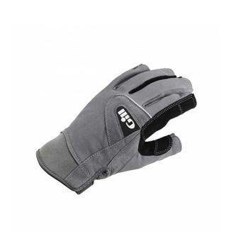 GILL Junior Deckhands Short Finger Grey Gloves (7042GJ)