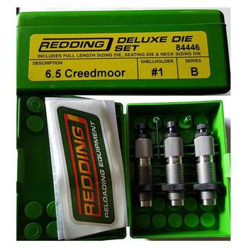 REDDING 6.5 Creedmoor Deluxe Die Set (84446)
