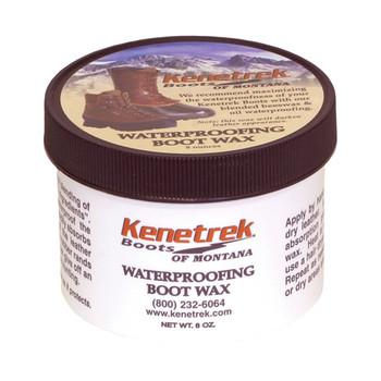 KENETREK 8oz Boot Wax (KE-WAX)