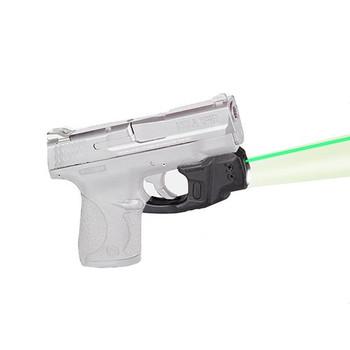 LASERMAX S&W Shield Green CenterFire Light and Laser with GripSense (CF-SHIELD-C-G)