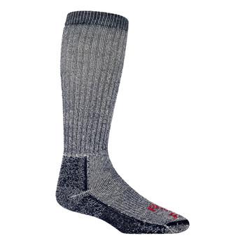 FARM TO FEET Cedar Falls Wooly Blue Socks (8553-416)