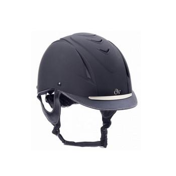 OVATION Z-6 Elite Black Helmet (468061BLK)