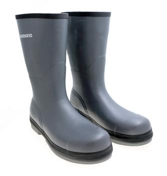 SHIMANO Evair Gray Rubber Boots (EVARBGR)