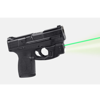 LASERMAX CenterFire S&W Shield .45 Cal Green Light & Laser with GripSense (CF-SHIELD45-C-G)
