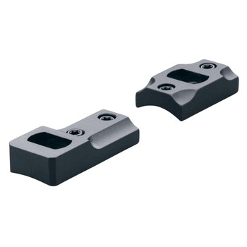 LEUPOLD Dual Dovetail Two-Piece Weatherby Mark V Black Gloss Base (51705)